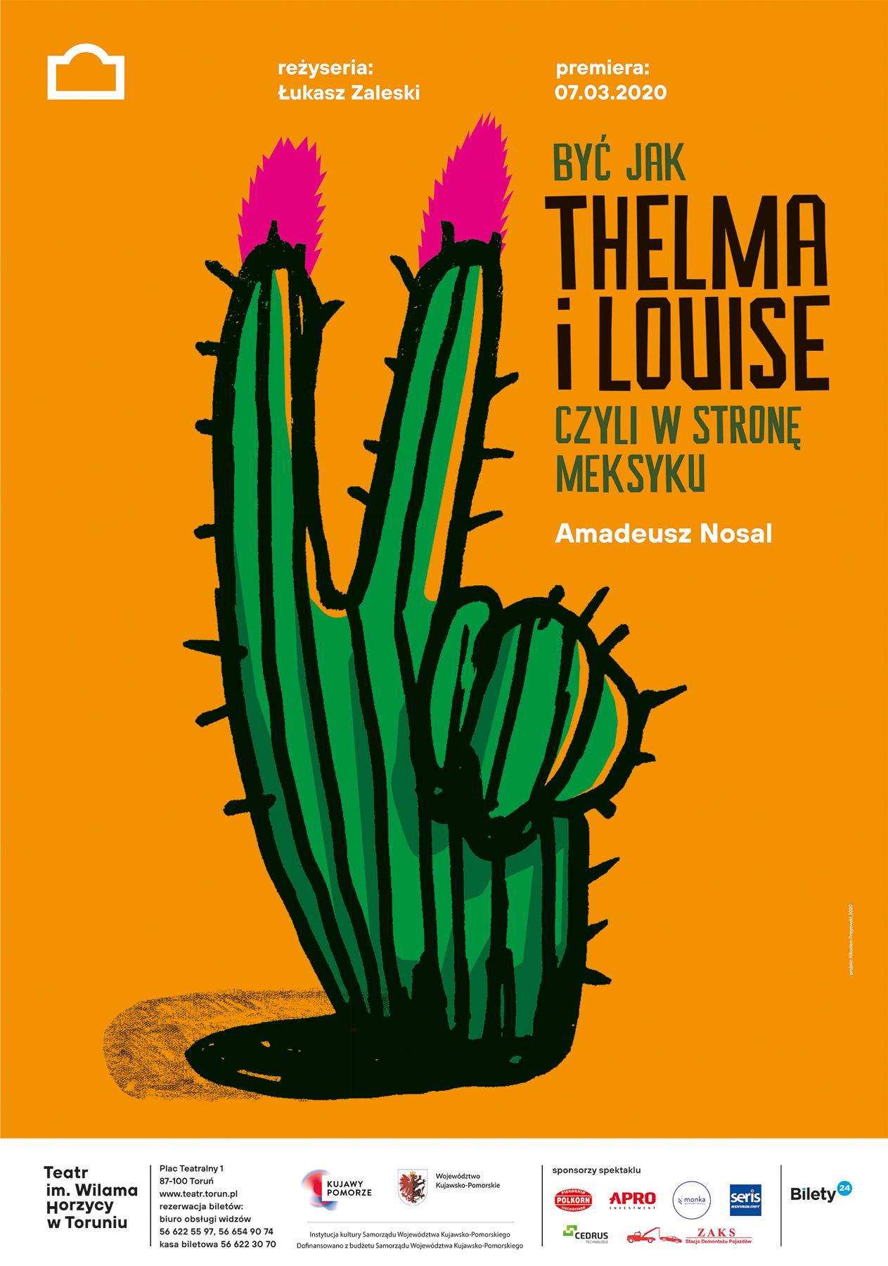 Być jak Thelma i Louise, czyli w stronę Meksyku