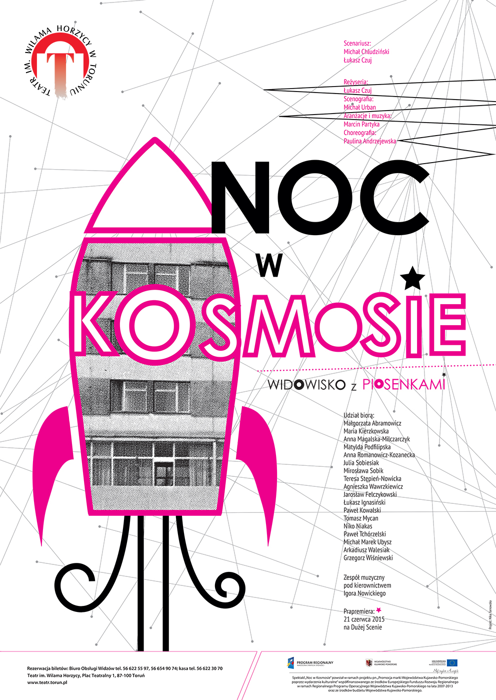 Night in Kosmos (Noc w kosmosie)