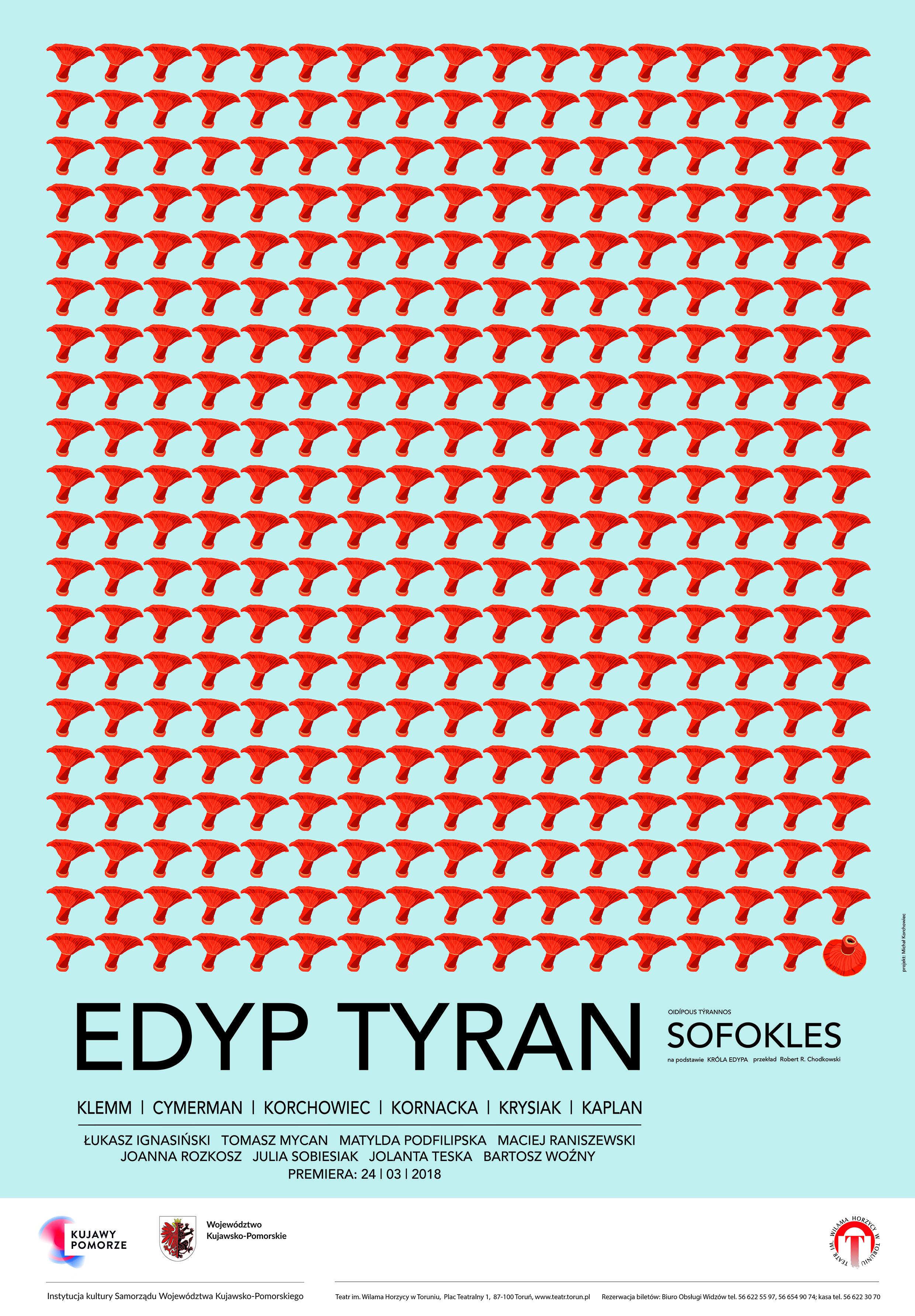 Edyp Tyran
